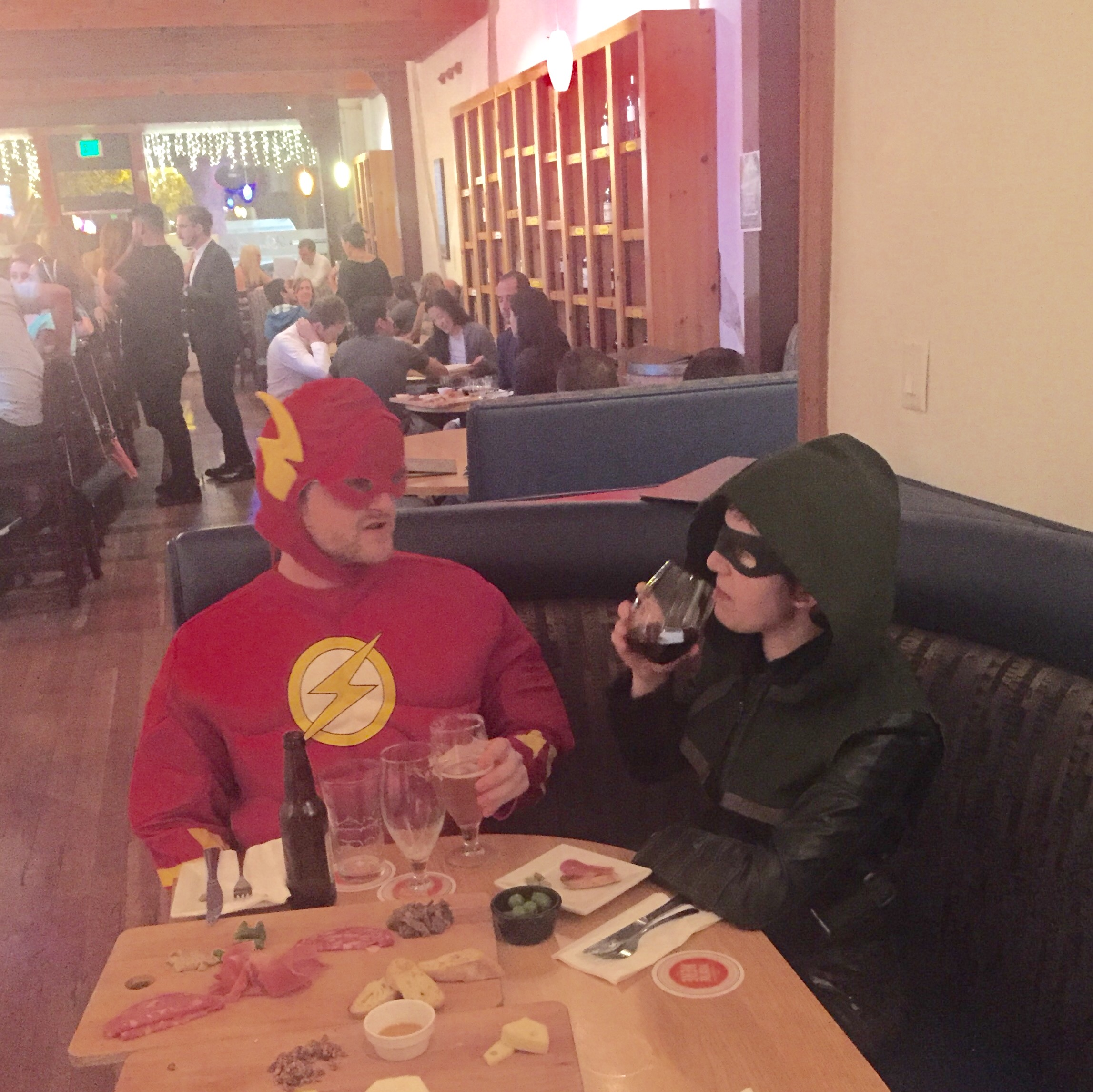 Item 48 - Superhero Dinner