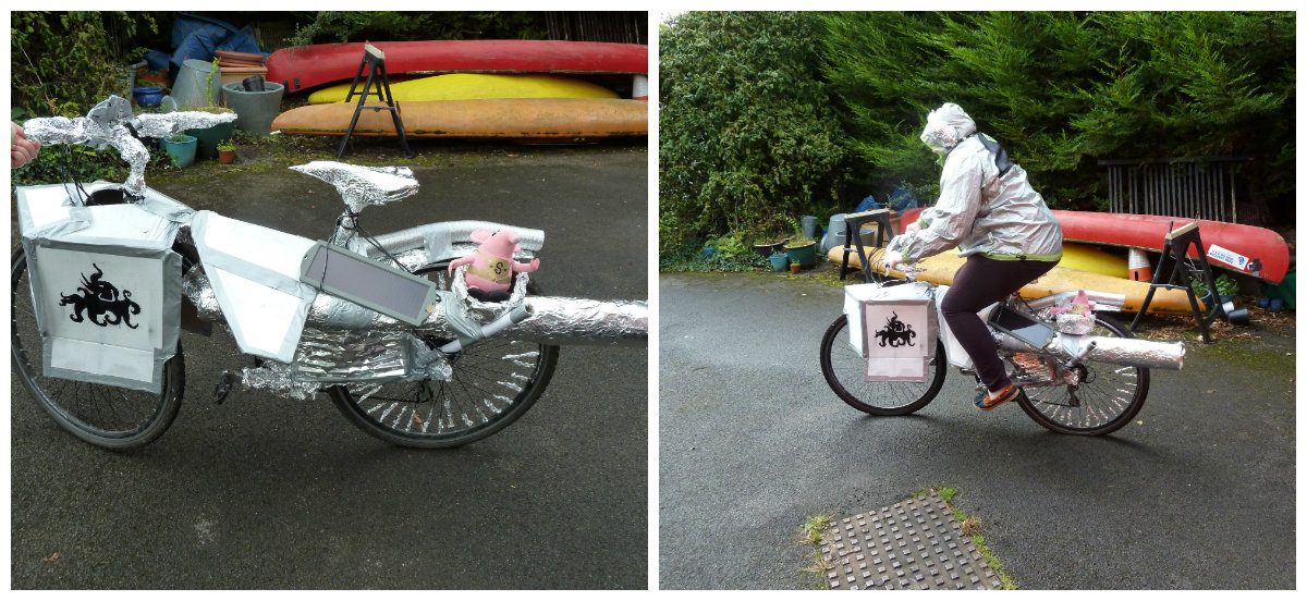 Item 4 - Bike Spacecraft
