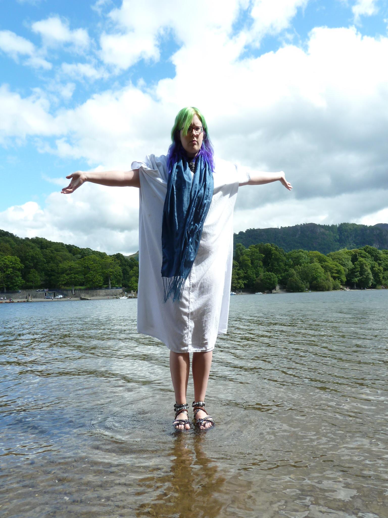 Item 74 - Walking on Water