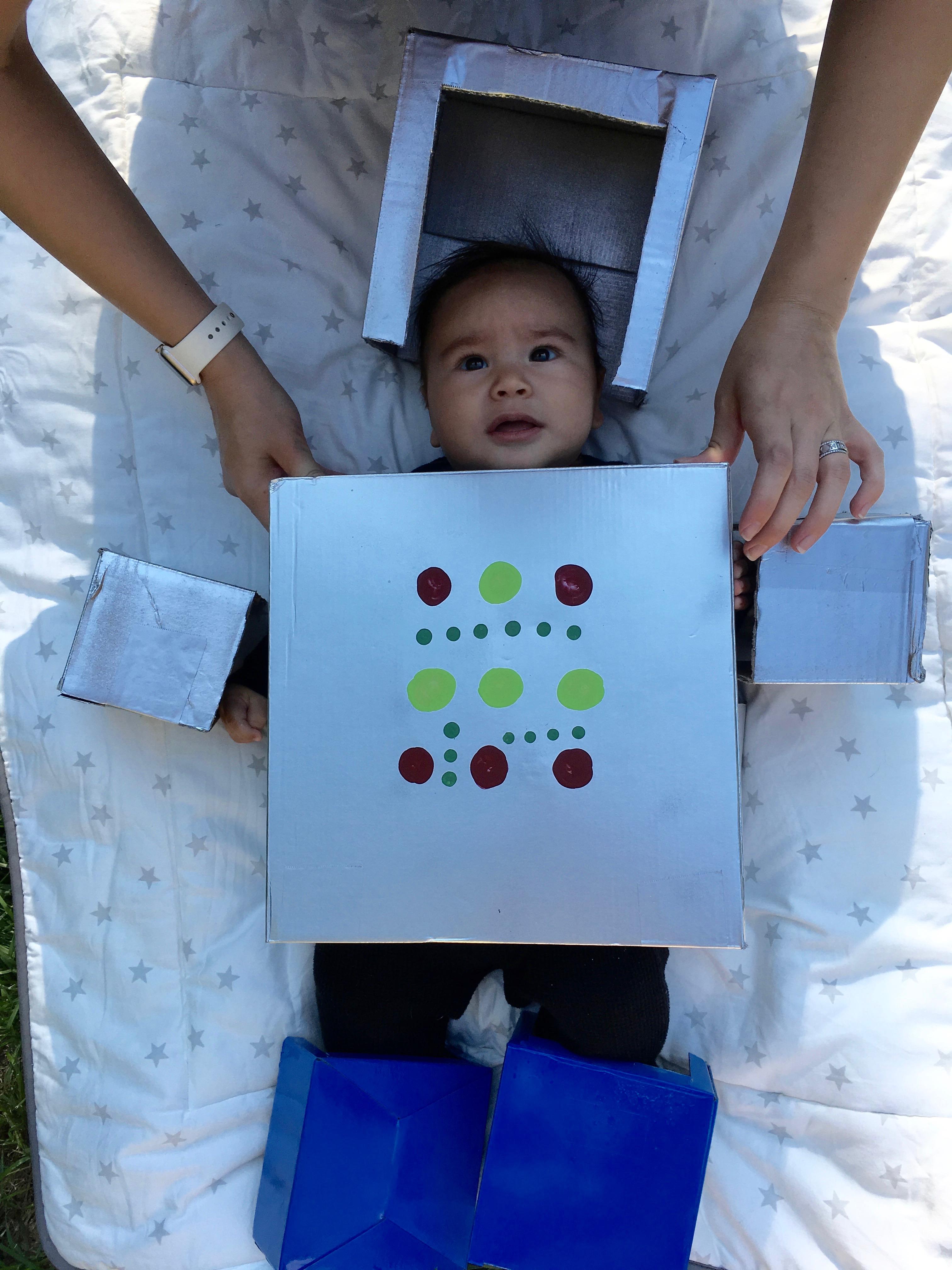 Item 37 - Robot Baby