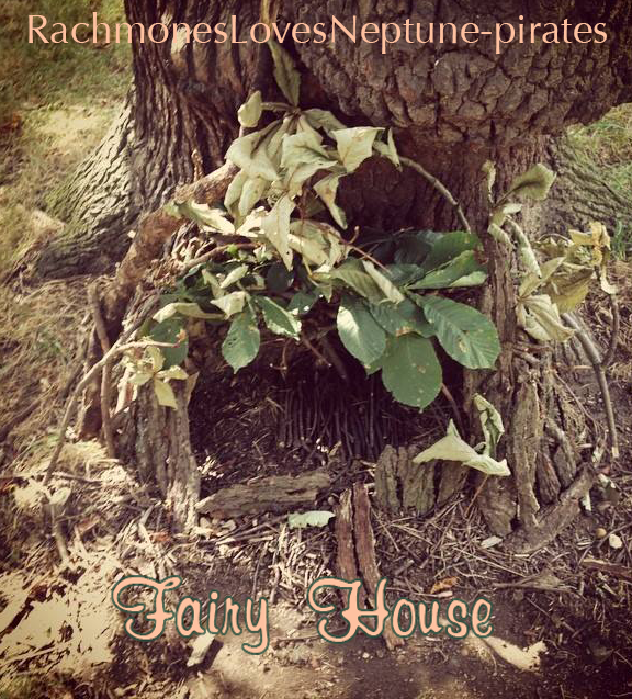 Item 140 - Fairy House